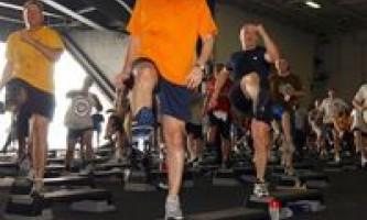 Аеробіка - програма тренувань для початківців спортивний журнал daily vision
