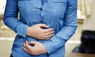 Атрофічний гастрит: симптоми, лікувальне харчування та дієта