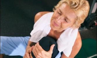 Болять суглоби ніг: причини і лікування
