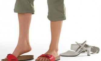 Що робити, якщо болять ступні ніг? Причини і лікування захворювання