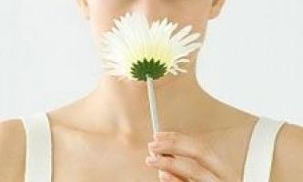 Чутлива шкіра обличчя: причини і догляд