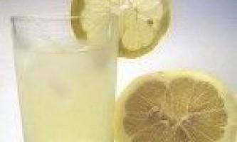 Детокс-лимонад the master cleanser (лимонадний дієта) - інформація плюс