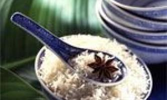 Дієти для швидкого схуднення: рисова дієта, жокейська дієта, мобілізуюча дієта, радикальна дієта, дієта хорвата