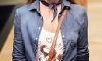 Джинсові куртки: денім знову в моді