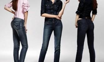 Джинси levis і джинсовий стиль в одязі
