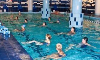 Фітнес з басейном кращий спосіб для схуднення