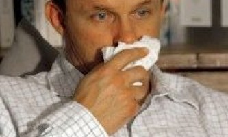 Головний біль при застуді без температури