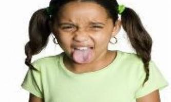 Гіркота в роті: причини, лікування