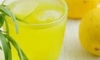 Імбир і лимон для схуднення (4 рецепта, відгуки)
