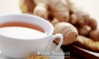 Імбирний напій для схуднення - рецепти імбирного напою для схуднення - коло знань