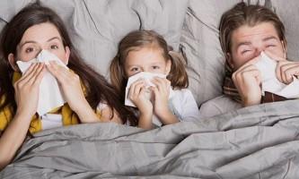 Інкубаційний період грипу свинячого і грві: симптоми захворювань