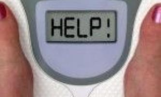 Ефективна дієта на 3 дні (4 варіанти, меню)