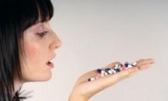 Як кинути пити протизаплідні таблетки