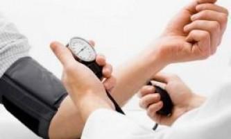 Як швидко знизити тиск, народні рецепти