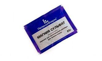 Як очистити кишечник магнезією (сульфатом магнію) - покроковий рецепт, відгуки