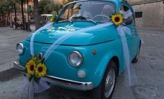Як оригінально прикрасити весільні автомобілі
