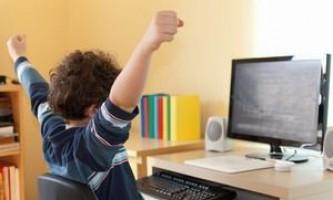 Як відучити дитину від комп`ютера