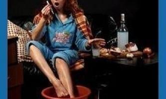 Як парити ноги при застуді - лікування застуди