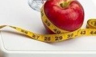 Як схуднути на 15 кг за тиждень, місяць - дієта, рекомендації, відгуки схудлих