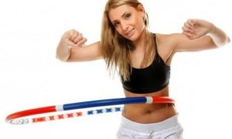 Як схуднути за допомогою обруча? Комплекс вправ з обручем