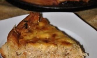 Як приготувати англійський капустяний пиріг рецепт страви з фото