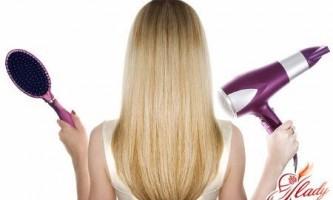 Як укладати волосся правильно?