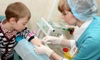 Кров на стерильність инвитро