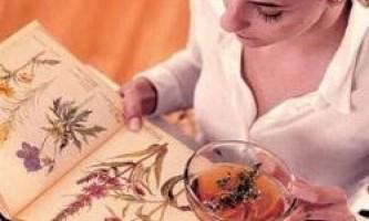 Лікування печінки травами