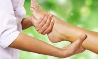 Лікування плоскостопості у дорослих в домашніх умовах