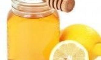 Лимон і мед для схуднення (5 рецептів, відгуки)
