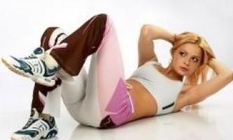 Кращі вправи для жінок в домашніх умовах