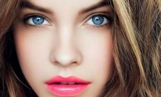 Макіяж для блакитних очей - як правильно робити макіяж для блакитних