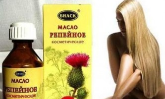 Маски для волосся з реп`яховою маслом: рецепти, відгуки і результати