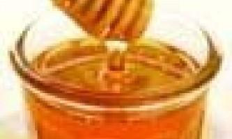 Медові маски для жирної та комбінованої шкіри