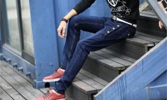 Модні чоловічі джинси 2017 - фасони і кольори