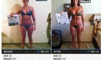 На скільки можна схуднути за 3 місяці