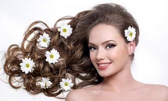 Натуральні фарби для фарбування волосся