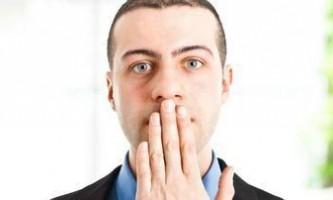 Неприємний запах з рота вранці
