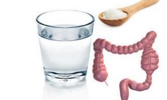 Очищення кишечника сіллю