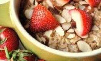 Вівсянка: корисний сніданок
