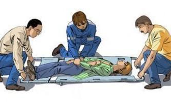 Перша медична допомога при травматичному шоці