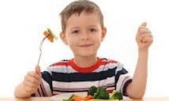 Дитина не хоче їсти овочі