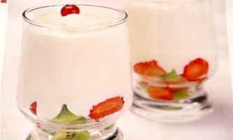 Рецепт йогурту в домашніх умовах
