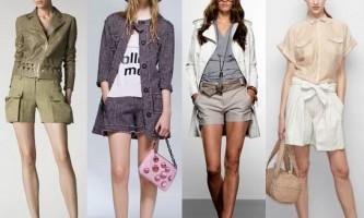 Поради стиліста: як і з чим носити шорти