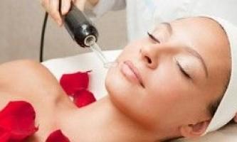 Способи чищення шкіри обличчя в салоні