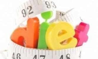 Суть дієти при сечокам`яній хворобі у чоловіків і жінок