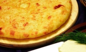 Сирний пиріг - для справжніх любителів сиру