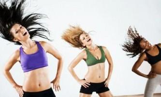 Танцювальна аеробіка для схуднення: відео