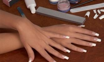 Технологія нарощування нігтів гелем - етапи нарощування гелевих нігтів