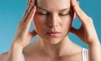 Нудить болить голова слабкість